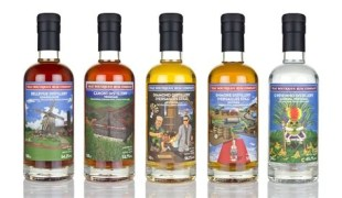 That Boutique-y Rum Company Labourdonnais Distillery Mauritius rum review by the fat rum pirate