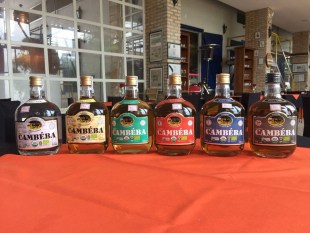 Cambeba Cachaca Organica Aged 10 Years Rum Review by the fat rum pirate