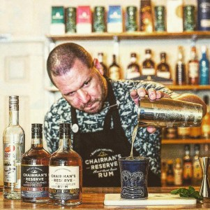 An Interview with Dave Marsland - Manchester Rum Festival the fat rum pirate