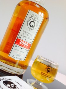 Don Q Signature Blend Single Barrel Rum Review by the fat rum pirate