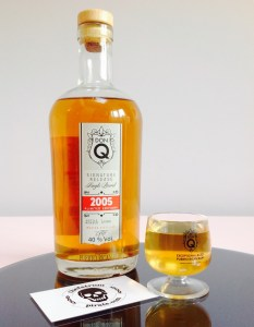 DONQ Signature Release Single Barrel 2005 Rum Review by the fatr rum pirate