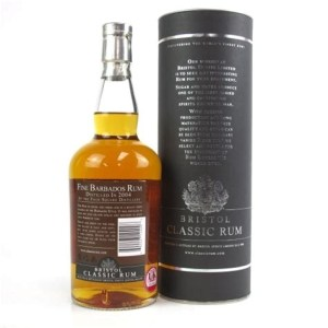 Bristol Classic Rum Foursquare 2004-2016 Rum Review by the fat rum pirate