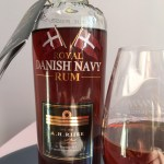 A.H Riise Royal Danish Navy Rum review by the fat rum pirate