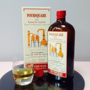 Foursquare 2013 Pure Single rum Habitation Velier Rum review by the fat rum pirat