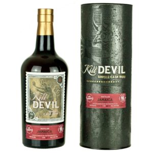 Kill Devil Jamaica Hampden Distillery Aged 16 Years review by the fat rum pirate The Whisky Barrel Exclusive