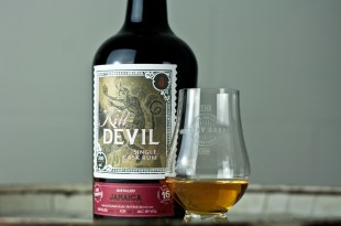 Kill Devil Jamaica Hampden Distillery Aged 16 Years Rum Review by the fatrumpirate