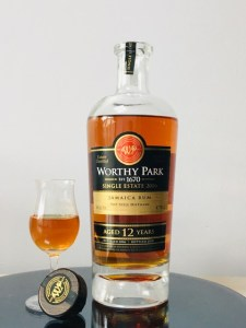 Worthy Park Single Estate 2006 Aged 12 Years rum review by the fat rum pirate