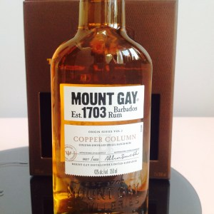 Mount Gay Origins Series 2 Rum Review by the fat rum pirate