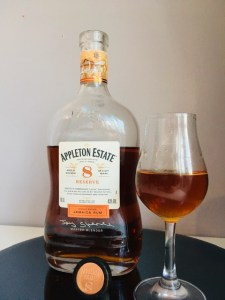 Appleton Estate 8 Reserve Rum Review by the fat rum pirate