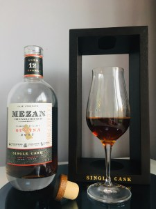 Mezan Diamond Distillery Guyana 2007 P.X. Cask Finish Rum review by the fat rum pirate