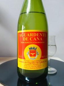 Aguardente de Cana Rum Agricola da Madeira Calheta Rum Rhum Review by the fat rum pirate
