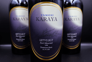 Levy Lane Rum Co Tamosi Karaya rum review by the fat rum pirate