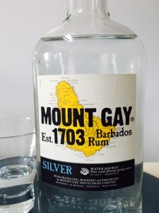 Mount Gay Silver Rum Review by the fat rum pirate