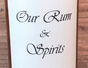 Our Rum and Spirits WIRD W.I.R.D Rum Review by the fat rum pirate
