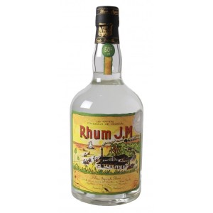 Rhum J.M Blanc 50% White rum review by the fat rum pirat