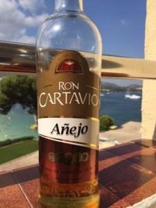 Ron Cartavio Anejo Rum Review by the fat rum pirate