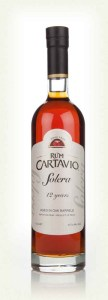Ron Cartavio Solera 12 Rum Review by the fat rum pirat