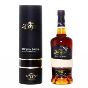 Ron Zacapa Centenario Sistema Solera 23 Etiqueta Negra Review by the fat rum pirate