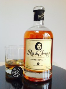Ron de Jeremy Reserva rum review by the fat rum pirate