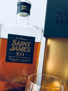 Saint James XO Rhum Vieux Agricole Rum Rhum Review by the fat rum pirate