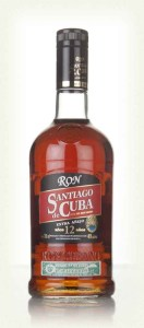 Santiago de Cuba 12 Year Extra Anejo Rum Review by the fat rum pirate