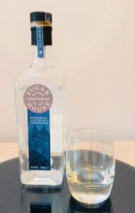 Sugar House White Rum Review by the fat rum pirate