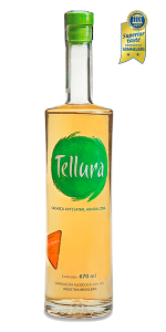 Tellura Amburana Cachaca Rum review by the fat rum pirate
