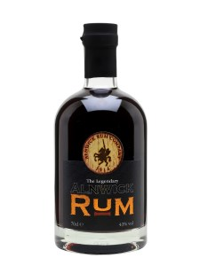 The Legendary Alnwick Rum Review by the fat rum pirate