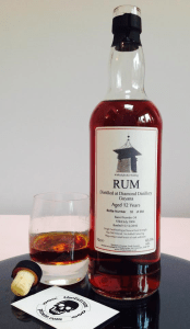 Whisky Broker Whiskybroker Demerara Rum 12 years review by the fat rum pirate
