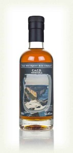 That Boutique-y Rum Company C.A.C.D Venezuela rum review by the fat rum pirate