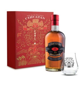 Ron de El Salvador Cihuatan 12 Solera Reserva Especial Rum review by the fat rum pirate