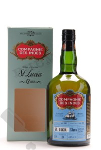 compagnie des indes 13 years old st lucia rum review by the fat rum pirate