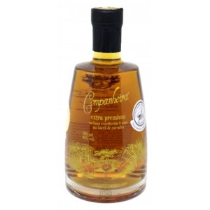 Companeheira Extra Premium Cachaca Rum Review by the fat rum pirate