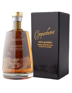 Companheira Extra Premium Cachaca Rum Review by the fat rum pirate