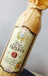 Dzama Rhum Vieux Aged 3 years review by the fat rum pirate
