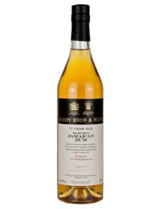 The Whisky Barrel 17 Year Old Hampden 2000 Berry Bros & Rudd Rum Review by the Fat Rum Pirate