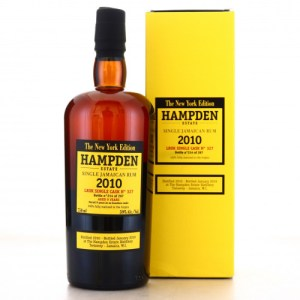 Hampden Estate The New York Edition Rum Review by the fat rum pirate