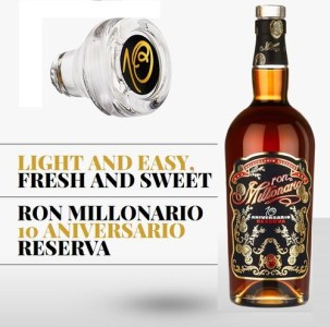 Ron Millonario 10 Aniversario Reserva Rum review by the fat rum pirate