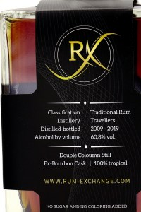 Rum Exchange Belize 2009 Rum Review by the fat rum pirate