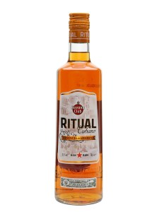 Havana Club Cubano Ritual Rum Review by the fat rum pirate