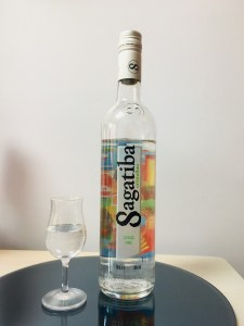 Sagatiba Cristalina Cachaca Rum review by the fat rum pirate
