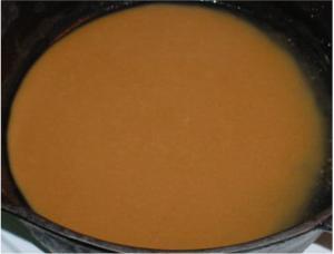 Créole brown roux