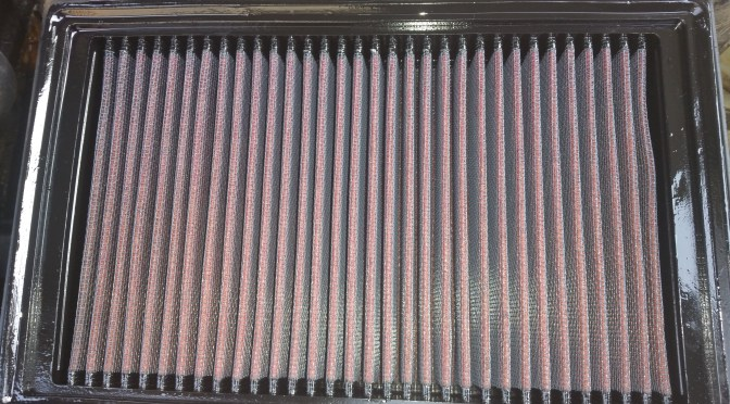 My K&N Air Filter