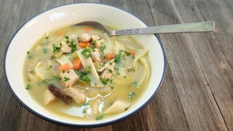 chikin noodle soup
