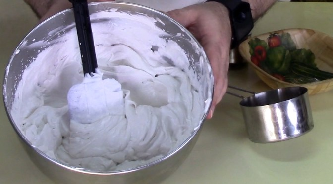 Tip – Easy vegan whipped cream
