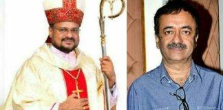 rape accused bishop franco mulakkal rajkumar hirani
