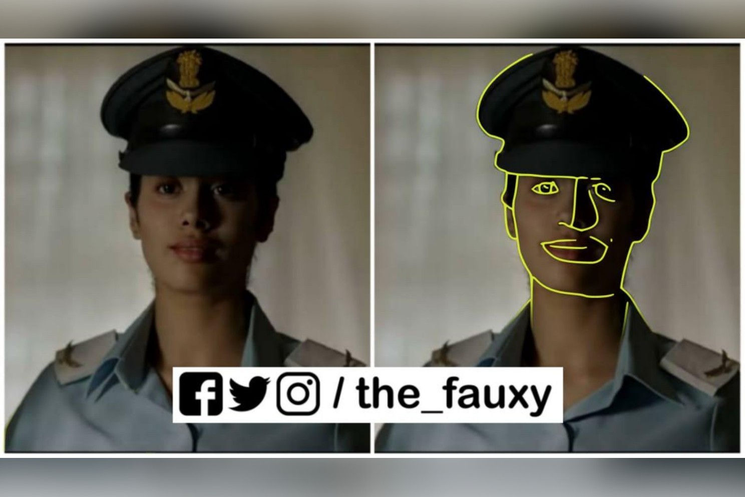 Editors To Use Vfx For Making Jhanvi Kapoor Look More Expressive In Her Next Movie Gunjan Saxena The Fauxy