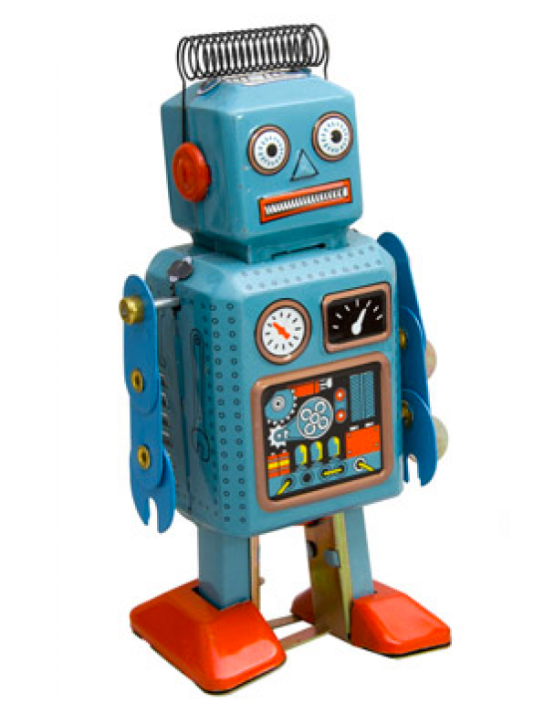 You Are Not A Robot His Favorite