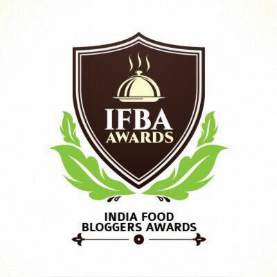 Indian Food Bloggers Awards