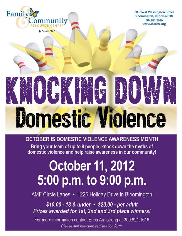 Knocking Down Domestic Violence